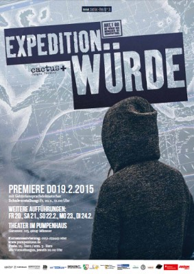 Expedition Wuerde Plakat
