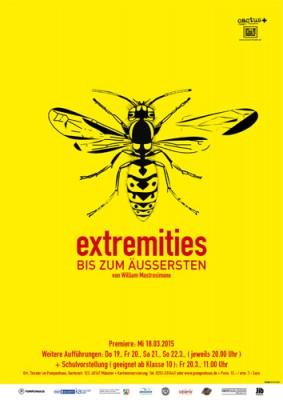 extremities Plakat